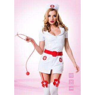 Костюм Le Frivole Похотливая медсестра, L/XL