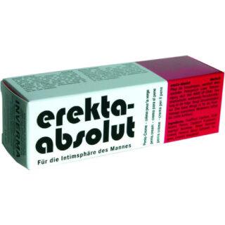 Эрекционный крем Erekta-Absolut, 18 мл