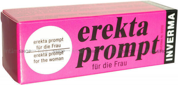 Крем Erekta Prompt Fur Frau для нее, 13ml
