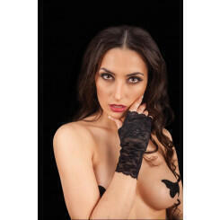 Кружевные перчатки Lola Lingerie, L/XL