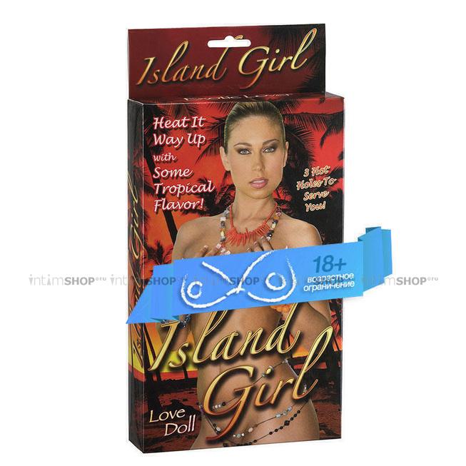Надувная секс кукла Seven Creations Island Girl