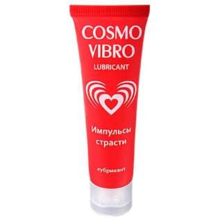 Возбуждающий лубрикант для женщин ''COSMO VIBRO'' на водной основе 50 г