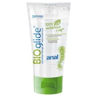Анальный био-лубрикант на водной основе - BIOglide anal, 80 мл