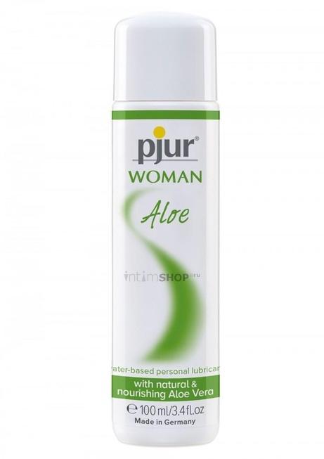 Женский Лубрикант Pjur Woman Aloe WB, 100 мл