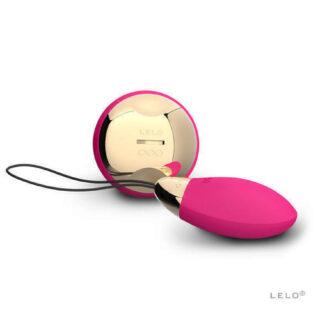 Lyla2 Design Edition Cerise Мини-вибромассажер на дистанционном управлении (розовый). Нет в наличии