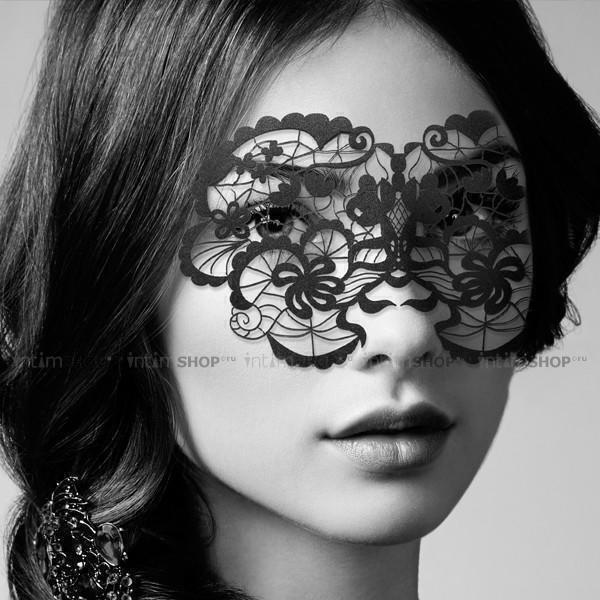 Виниловая маска Маскарадная Bijoux Indiscrets Anna