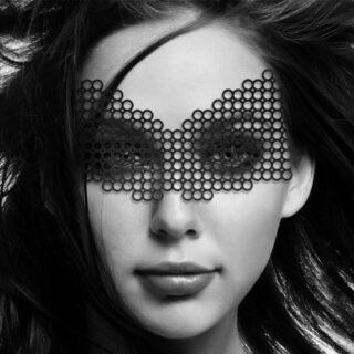 Виниловая маска Маскарадная Bijoux Indiscrets ERIKA