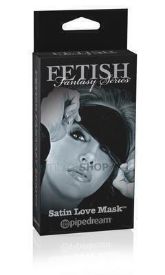 Маска На Глаза Satin Love Mask