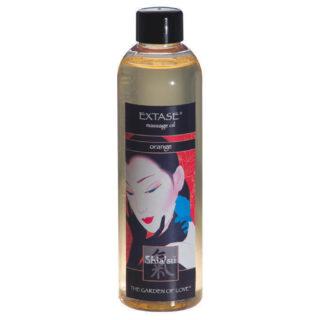 Массажное масло SHIATSU MASSAGEOIL EXTASE 250 ML Апельсин