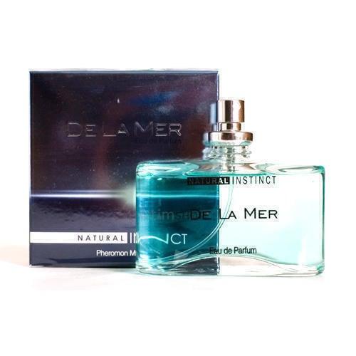 Мужская парфюмерная вода с феромонами Natural Instinct De La Mer, 100 мл фото
