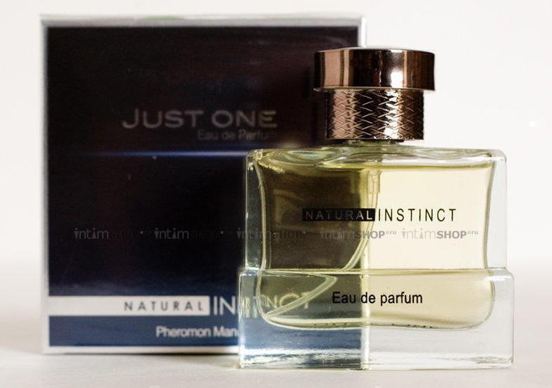 Мужская парфюмерная вода с феромонами Natural Instinct Just One, 100 мл