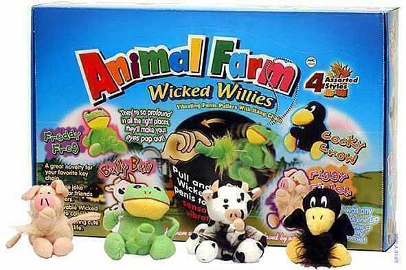 Мягкая игрушка Wicked Willies
