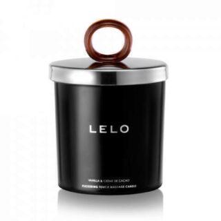 Мерцающая массажная свеча Lelo Vanilla & Creme de cacao (Ваниль и Шоколадный крем-ликер), 150 гр