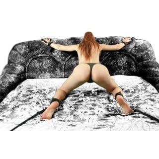Набор фиксаторов BDSM Арсенал