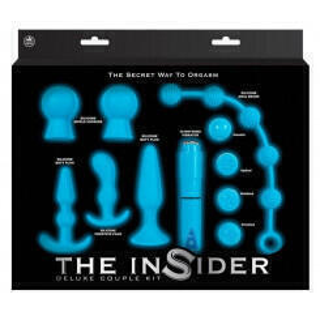 Набор Orion The InSider Deluxe Couple Kit, голубой