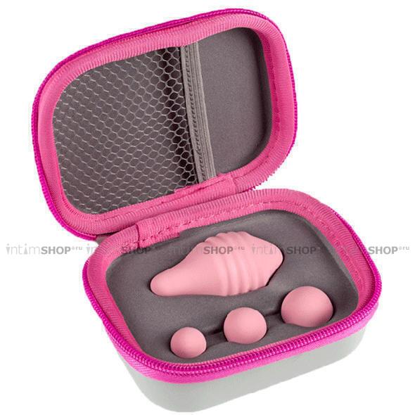 Набор вагинальных шариков Pelvix Concept - Adrien Lastic