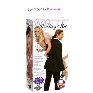 Набор для Невесты White Wedding Kit
