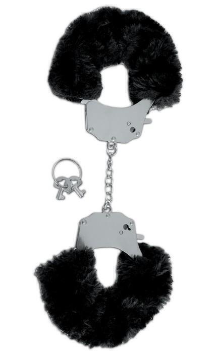 Наручники Furry Guffs черные