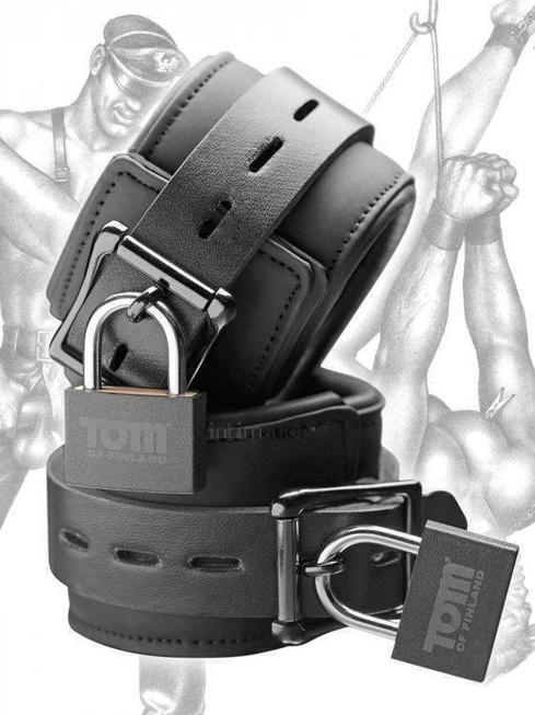 Наручники Tom of Finland Neoprene Wrist Cuffs