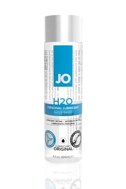 Нейтральный лубрикант на водной основе JO Personal Lubricant H2O, 120 мл