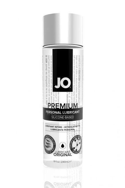 Нейтральный лубрикант на силиконовой основе JO Personal Premium Lubricant, 240 мл
