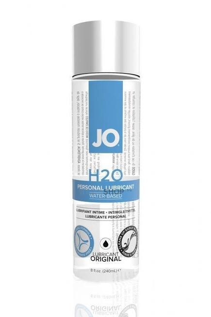 Лубрикант System JO H2O Original на водной основе, 240 мл