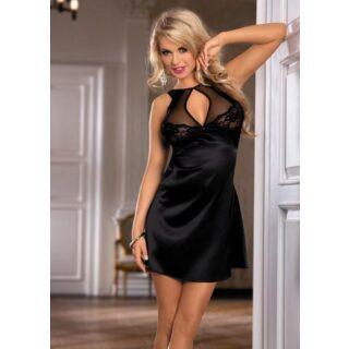 Платье и Стринги черные-OS
