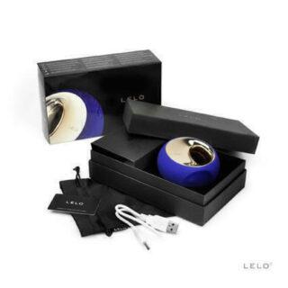 Lelo Ora 2 Midnight Blue Вибромассажер для интимных зон