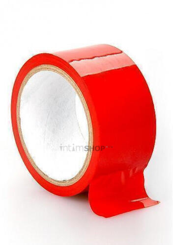 Лента Bondage Tape Red SH-OUBT001RED