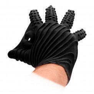 Перчатки для мастурбации Shots Media Fist It Silicone Glove