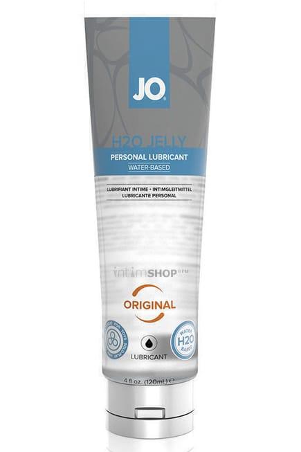 Универсальный лубрикант на водной основе JO H2O JELLY - ORIGINAL 120 мл