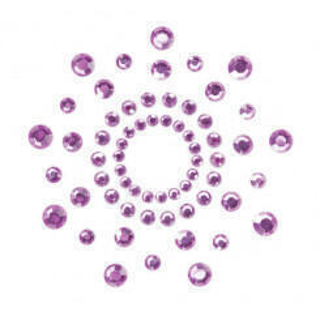 Пестисы BIJOUX INDISCRETS - MIMI PURPLE, фиолетовый