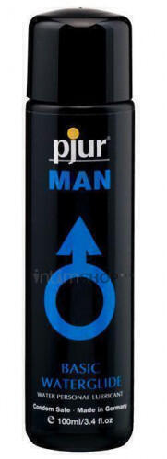 Смазка на водной основе  Pjur Man Water Glide 100ml