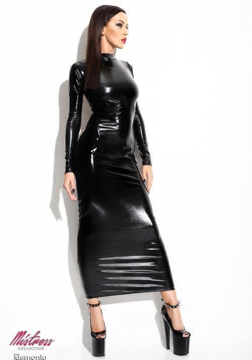 Платье Demoniq Dorothea черный, L/XL