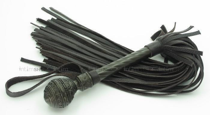 Плеть-скипетр коричневая