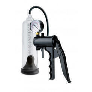 Помпа с манометром Max Precision Power Pump - PipeDream