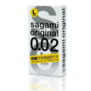 Презеровативы Sagami Original №3 0.02 L-size