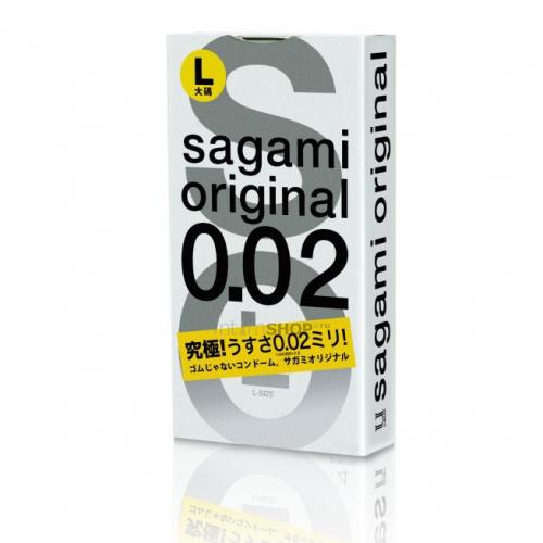 Презервативы Sagami Original №3 0.02 L-size