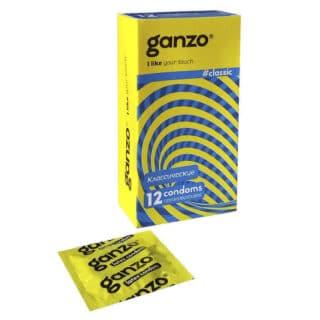 Презервативы Ganzo Classic №12 классические