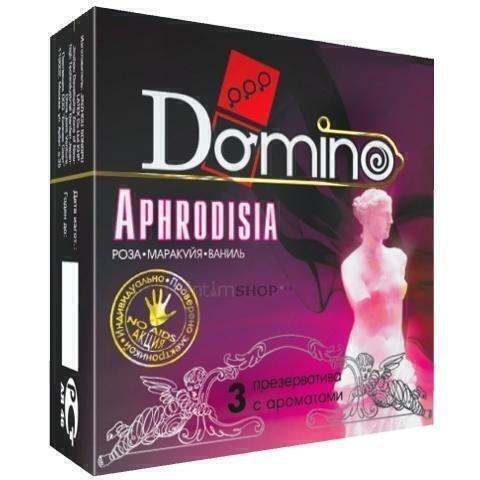 Презервативы Domino Aphrodisia №3