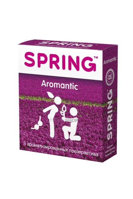 Презервативы Spring Aromatic №3 Ароматизированные