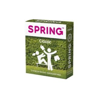 Презервативы Spring Classic №3 Классические