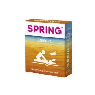 Презервативы Spring Contour №3 Контурные