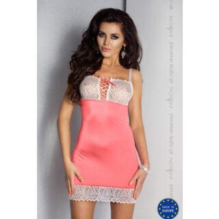 Розовая сорочка и стринги Eve S/M