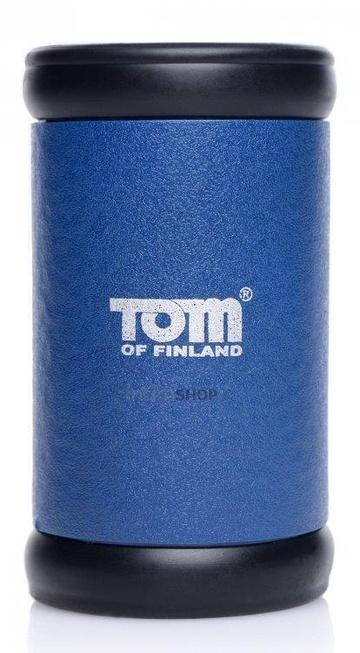 Силиконовый мастурбатор-цилиндр сквозной Tom of Finland Sailor Silicone Stroker