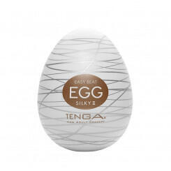 Мастурбатор Tenga Easy Beat Egg Silky II