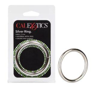 Эрекционное кольцо Silver Ring™ - Large