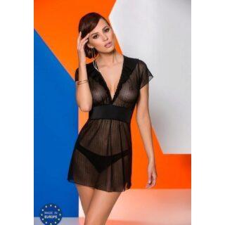 Сорочка Avanua Effi черная, S/M