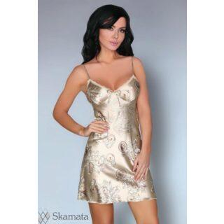 "Сорочка LivCo Corsetti ""Dragana"" бежевый, размер XL"