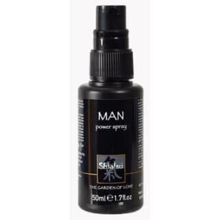 Спрей Для Мужчин Shiatsu Man Power Spray 50ml